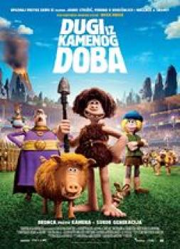 Dugi iz kamenog doba (2018)<br><small><i>Early Man</i></small>