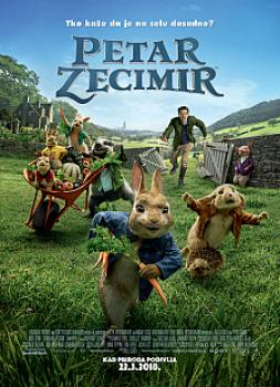Petar Zecimir (2018)<br><small><i>Peter Rabbit</i></small>