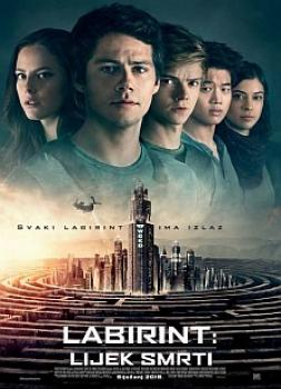 Labirint: Lijek smrti (2018)<br><small><i>Maze Runner: The Death Cure</i></small>
