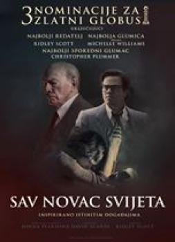 <b>Ridley Scott</b><br>Sav novac svijeta (2017)<br><small><i>All the Money in the World</i></small>