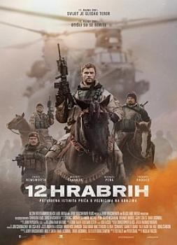 12 hrabrih (2018)<br><small><i>12 Strong</i></small>