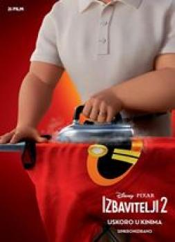 Izbavitelji 2 (2018)<br><small><i>Incredibles 2</i></small>