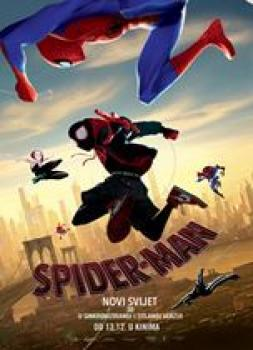 Spider-Man: Novi svijet (2018)<br><small><i>Spider-Man: Into the Spider-Verse</i></small>