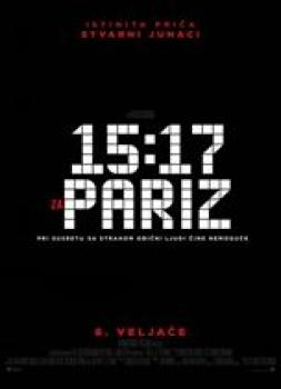 15:17 za Pariz (2018)<br><small><i>The 15:17 to Paris</i></small>