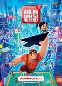 Ralph ruši Internet: Krš i lom 2 (2018)<br><small><i>Ralph Breaks the Internet: Wreck-It Ralph 2</i></small>