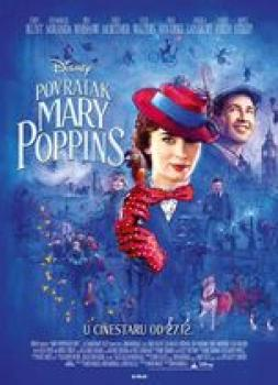 <b>Sandy Powell</b><br>Povratak Mary Poppins (2018)<br><small><i>Mary Poppins Returns</i></small>