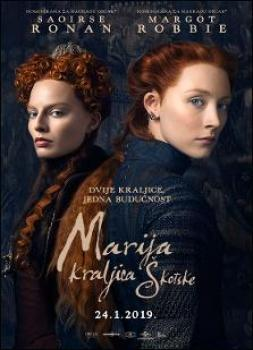 <b>Jenny Shircore, Marc Pilcher, Jessica Brooks</b><br>Marija kraljica Škotske (2018)<br><small><i>Mary Queen of Scots</i></small>