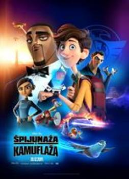 Špijunaža i kamuflaža (2019)<br><small><i>Spies in Disguise</i></small>