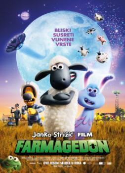 Janko Strižić film: Farmagedon (2019)<br><small><i>Shaun the Sheep Movie: Farmageddon</i></small>
