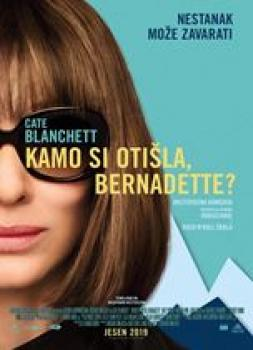Kamo si otišla, Bernadette? (2019)<br><small><i>Where'd You Go, Bernadette</i></small>