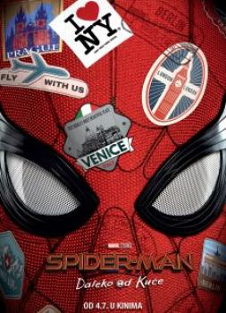 Spider-Man: Daleko od kuće (2019)<br><small><i>Spider-Man: Far From Home</i></small>