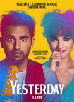 Yesterday (2019)<br><small><i>Yesterday</i></small>