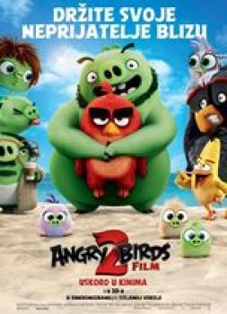 Angry Birds Film 2 (2019)<br><small><i>The Angry Birds Movie 2</i></small>