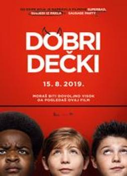Dobri dečki (2019)<br><small><i>Good Boys</i></small>