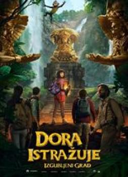 Dora istražuje izgubljeni grad (2019)<br><small><i>Dora and the Lost City of Gold</i></small>