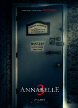 Annabelle 3 (2019)<br><small><i>Annabelle Comes Home</i></small>
