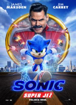 Sonic: Super jež (2019)<br><small><i>Sonic the Hedgehog</i></small>