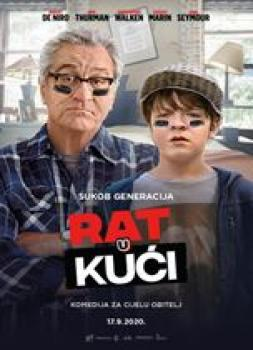 Rat u kući (2020)<br><small><i>The War with Grandpa</i></small>