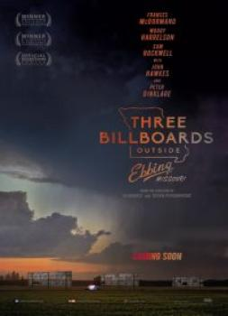 Tri plakata izvan grada (2017)<br><small><i>Three Billboards Outside Ebbing, Missouri</i></small>