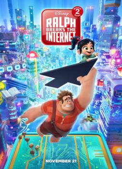 Krs i lom 2 (2018)<br><small><i>Ralph Breaks the Internet: Wreck-It Ralph 2</i></small>