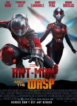 Ant-Man and the Wasp (2018)<br><small><i>Ant-Man and the Wasp</i></small>