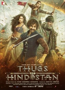 Thugs of Hindostan (2018)<br><small><i>Thugs of Hindostan</i></small>