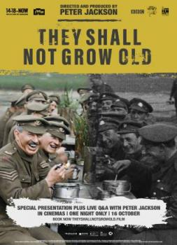 They Shall Not Grow Old (2018)<br><small><i>They Shall Not Grow Old</i></small>