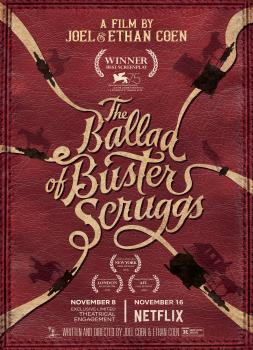 <b>Joel Coen, Ethan Coen</b><br>The Ballad of Buster Scruggs (2018)<br><small><i>The Ballad of Buster Scruggs</i></small>
