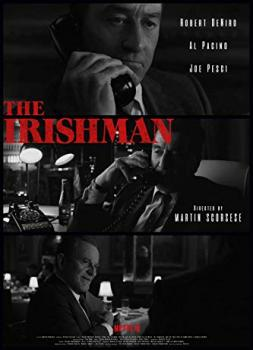 <b>Martin Scorsese</b><br>The Irishman (2019)<br><small><i>The Irishman</i></small>
