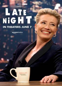<b>Emma Thompson</b><br>Late Night (2019)<br><small><i>Late Night</i></small>
