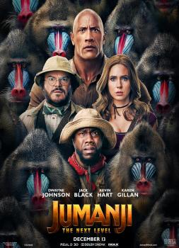 Jumanji: Iduća razina (2019)<br><small><i>Jumanji: The Next Level</i></small>