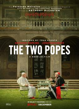 <b>Anthony McCarten</b><br>The Two Popes (2019)<br><small><i>The Two Popes</i></small>