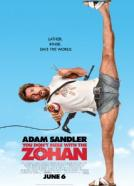 You dont mess with Zohan
