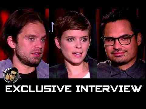 The Martian - Sebastian Stan, Kate Mara & Michael Pena Interview