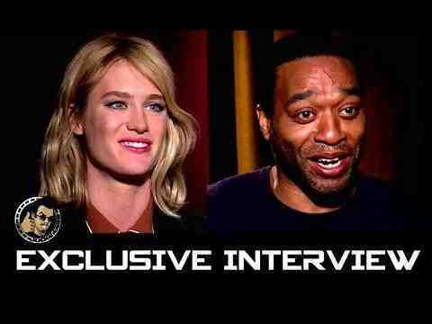 The Martian - Mackenzie Davis & Chiwetel Ejiofor Interview