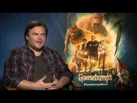 Goosebumps - Jack Black Exclusive Interview