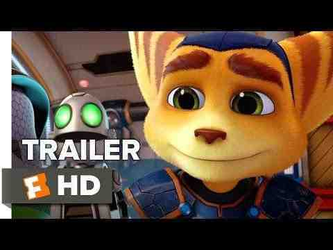 Ratchet and Clank - trailer 1