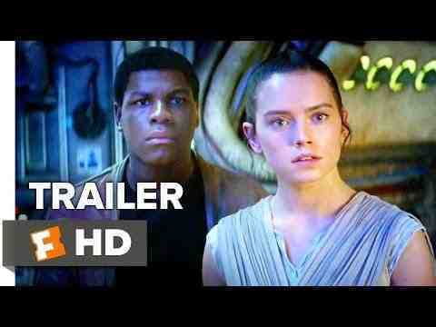 Star Wars: Episode VII - The Force Awakens - trailer 1
