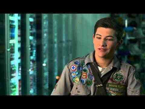 Scouts Guide to the Zombie Apocalypse - Tye Sheridan Interview