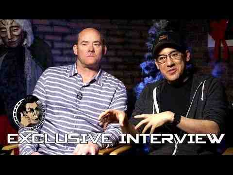 Krampus - David Koechner & Michael Dougherty Interview
