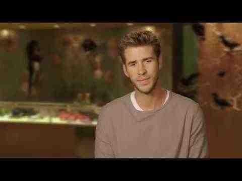 The Hunger Games: Mockingjay - Part 2 - Liam Hemsworth Interview