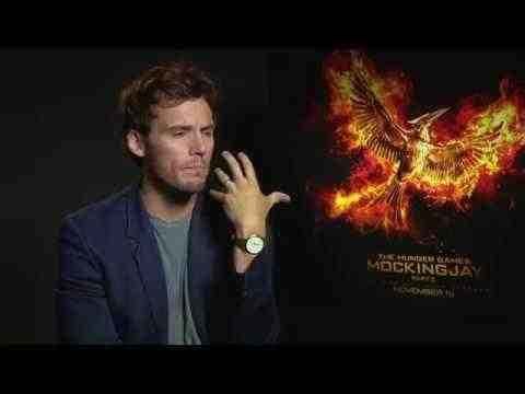 The Hunger Games: Mockingjay - Part 2 - Sam Claflin Interview