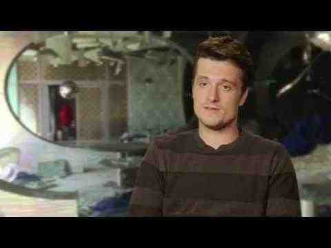 The Hunger Games: Mockingjay - Part 2 - Josh Hutcherson Interview