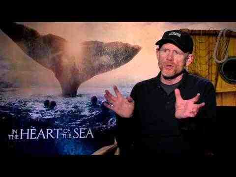 In the Heart of the Sea - Ron Howard Interview