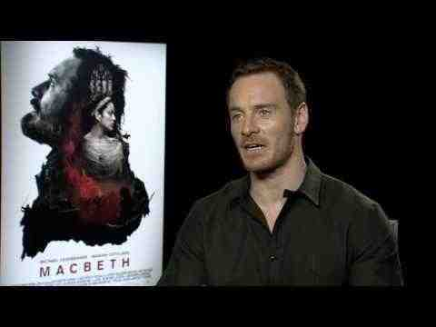 Macbeth - Michael Fassbender Interview