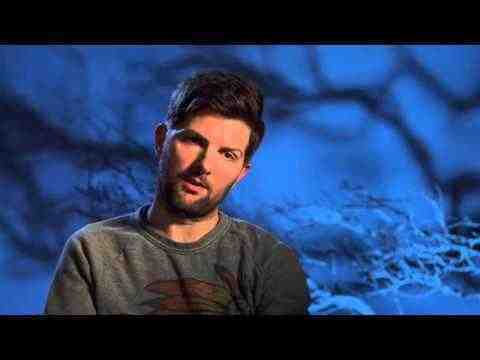 "Krampus - Adam Scott ""Tom"" Interview"
