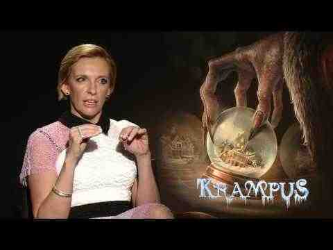 Krampus - Toni Collette Interview