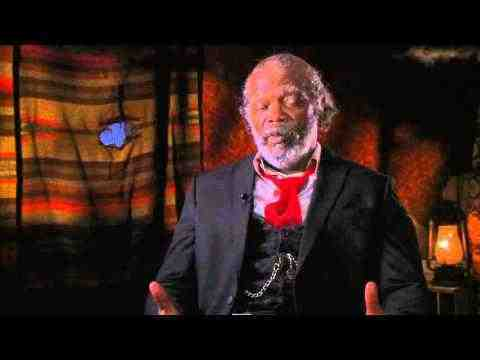 The Hateful Eight - Samuel L Jackson Interview