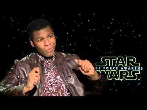 Star Wars: Episode VII - The Force Awakens - John Boyega Interview