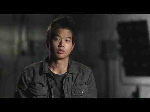 Maze Runner: The Scorch Trials - Ki Hong Lee
